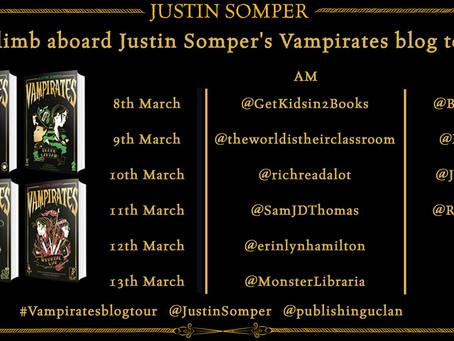 Vampirates by Justin Somper