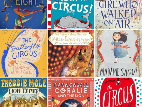 Smoke and Mirrors: A Booklist for Kids