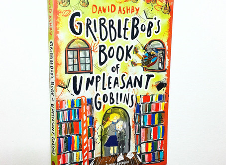 Gribblebob's Book of Unpleasant Goblins Review ft. Guest Feature by David Ashby