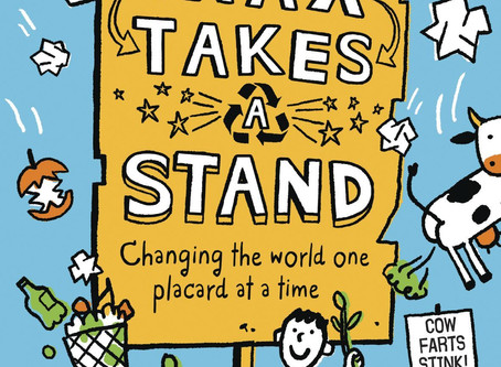 Tim Allman's Top 5 Books to Change the World