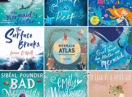 Mermaid Tales: A Booklist for Kids