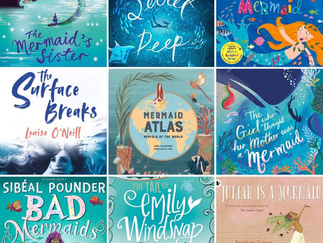 Mermaid Tales: A Booklist for Kids