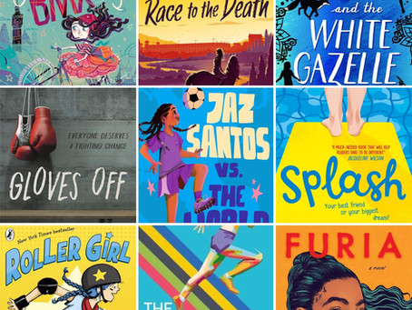 Girls Play Too: A Booklist for Kids