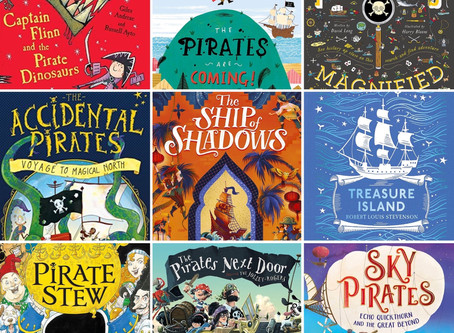 Pirates: A Booklist for Kids