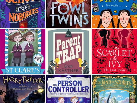 Double Trouble: A Booklist for Kids