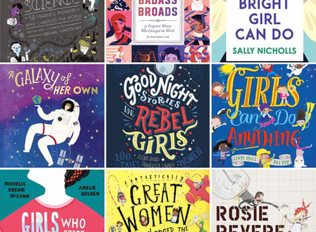 For Girls, About Girls: A Booklist for Kids