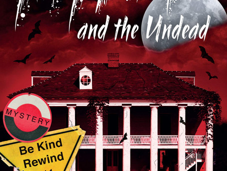 Mina and the Undead Review and Author Guest Feature