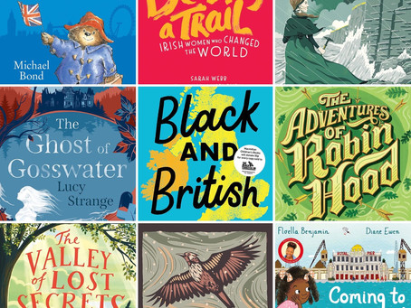 UK and Ireland: A Kid's and YA Booklist
