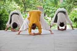Isha Yoga Toronto Angamardana
