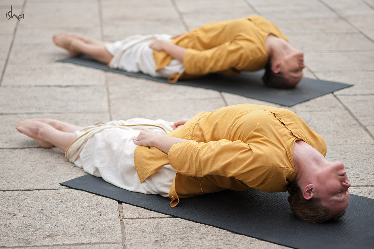 Isha Yoga Toronto Yogasana
