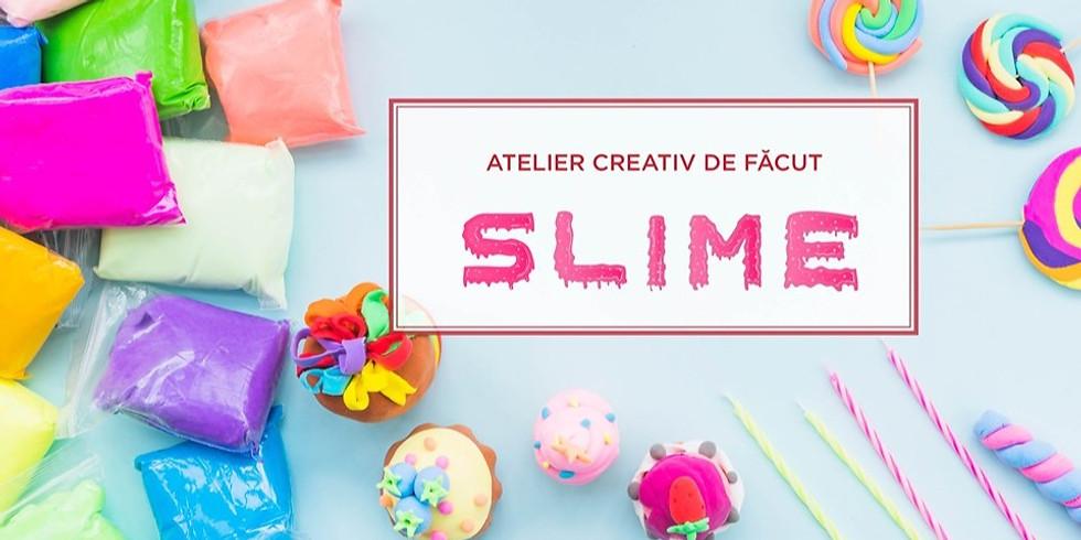 Sesiune de creat Slime 5-7 ani