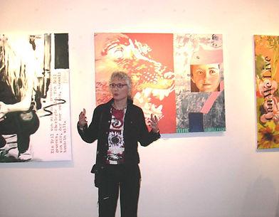 Ausstellung Cornelia Kunert Kein sicherer Ort