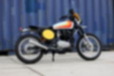 cool kid customs suzuki gr650 scrambler haarlem nederland