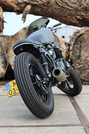 Cool kid customs cafe racer te koop suzuki gsx400f Haarlem