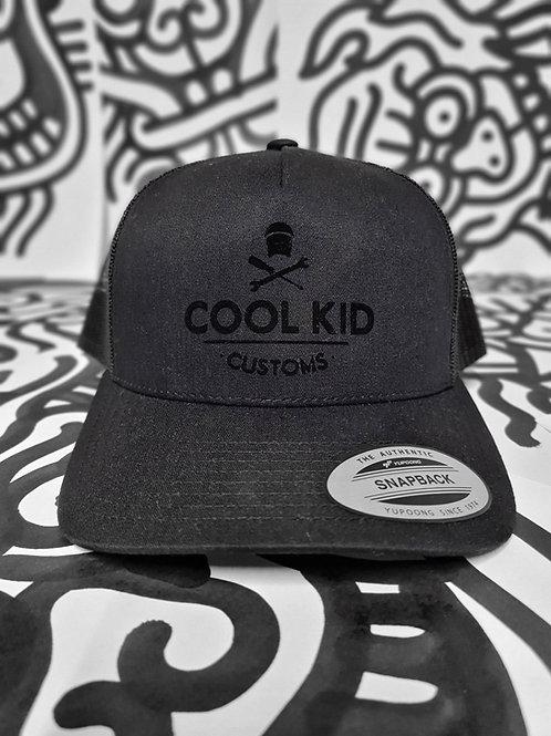 CKC Trucker cap - Black