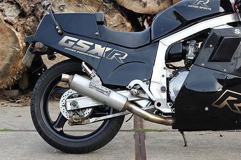 gsxr1100j limited hyper endurancer gsxr 1100 slabside slabby 1988 1985 1986 1987 cool kid customs for sale