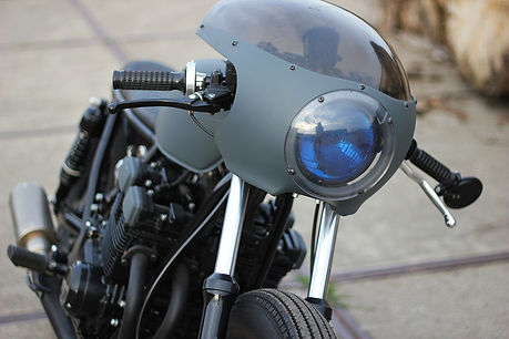 Coolkidcustoms Cool kid customs Haarlem Amsterdam caferacer