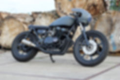 Cool kid customs suzuki gsx400f gsx400 for sale cafe racer