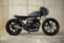 cool kid customs suzuki gsx400f caferace cafe racer amsterdam