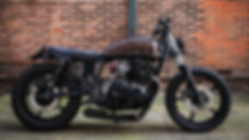 cool kid customs suzuki gs750 cafe racer caferacer haarlem
