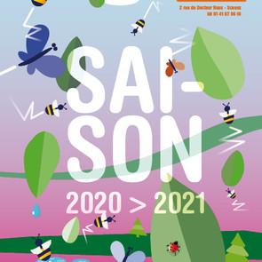 Plaquette saison 2020-2021
