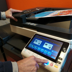 Nouveau fonctionnement du service photocopies de l'accueil