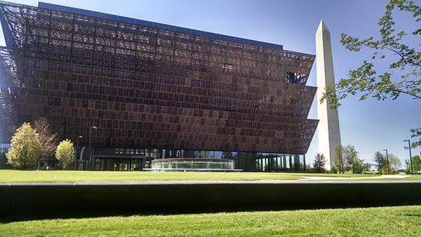 Smithsonian National Museum of African American History and Culture, Washington DC
