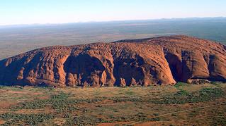 UPDATE - the Uluru climbing ban is here!