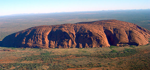 Uluru, Northern Australia - 2007 (public domain)