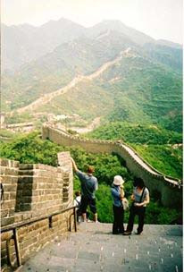Cementing a place in preservation history—the Great Wall of China