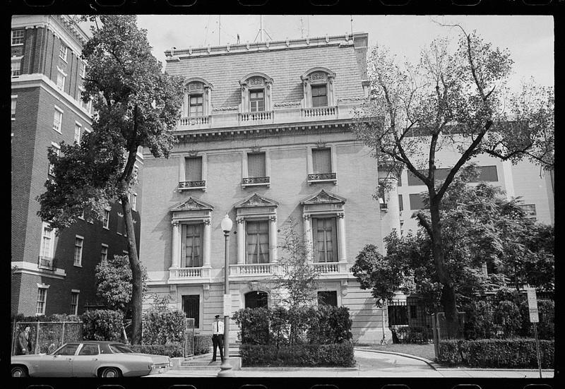 Pullman House/Russian Ambassador's Residence, Washington, DC