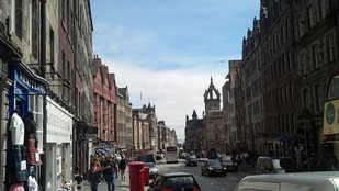"""""""Soon it will be an oyster without a pearl""""—change comes to Edinburgh"""