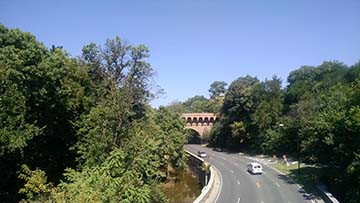 Rock Creek Parkway, Washington DC