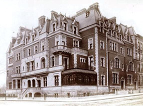 Marquand Mansion, New York  City