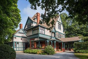 """Preservation Personals:"" an 1877 ""summer cottage"" at 328 Bellevue Avenue,, Newport, Rhode Island"