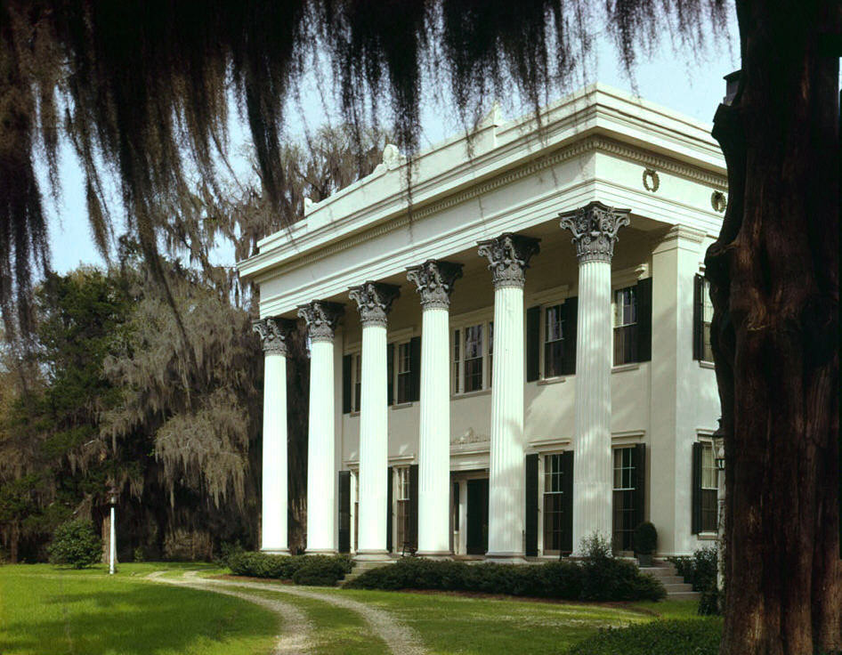 Millford House in Pinewood, South Carolina