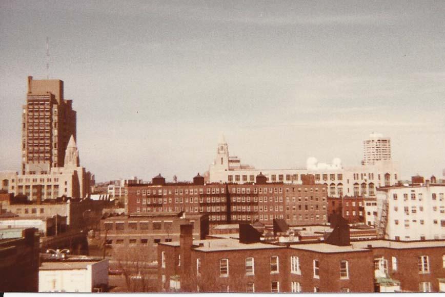 Boston University Law Tower