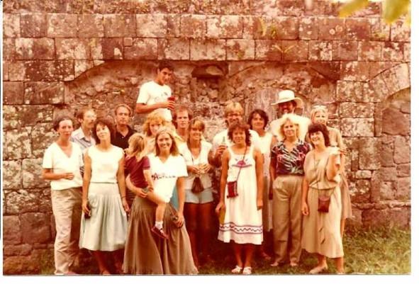 Galways Plantation Montserrat British West Indies