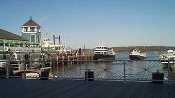 Waterfront of Alexandria, Virginia