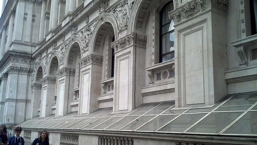 London, England architecture