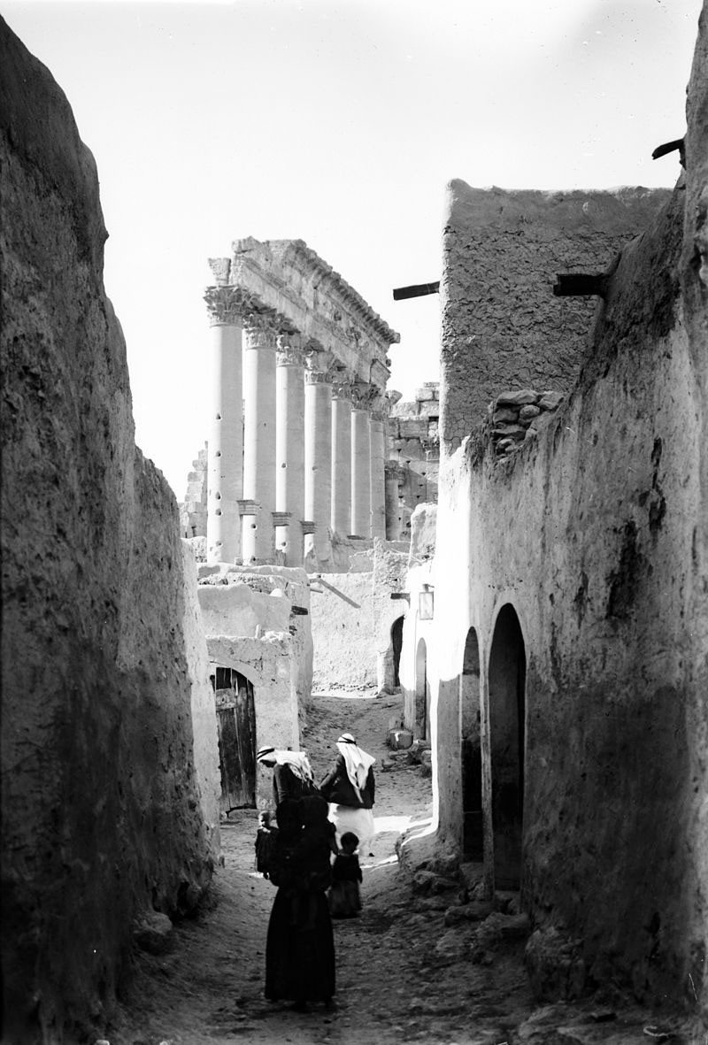 Palmyra, Syria, early 20th century