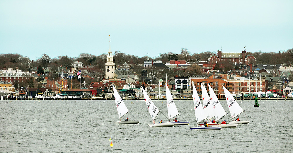 Sailing, Newport, Rhode Island