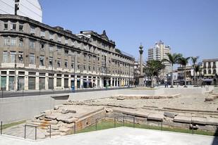 Valongo Wharf in Rio de Janeiro—now a World Heritage Site