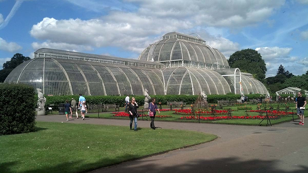 Royal Botanic Gardens at Kew, London