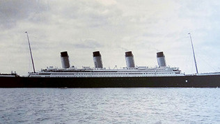 """Titanic II """"with modern safety features"""" will sail in 2022"""