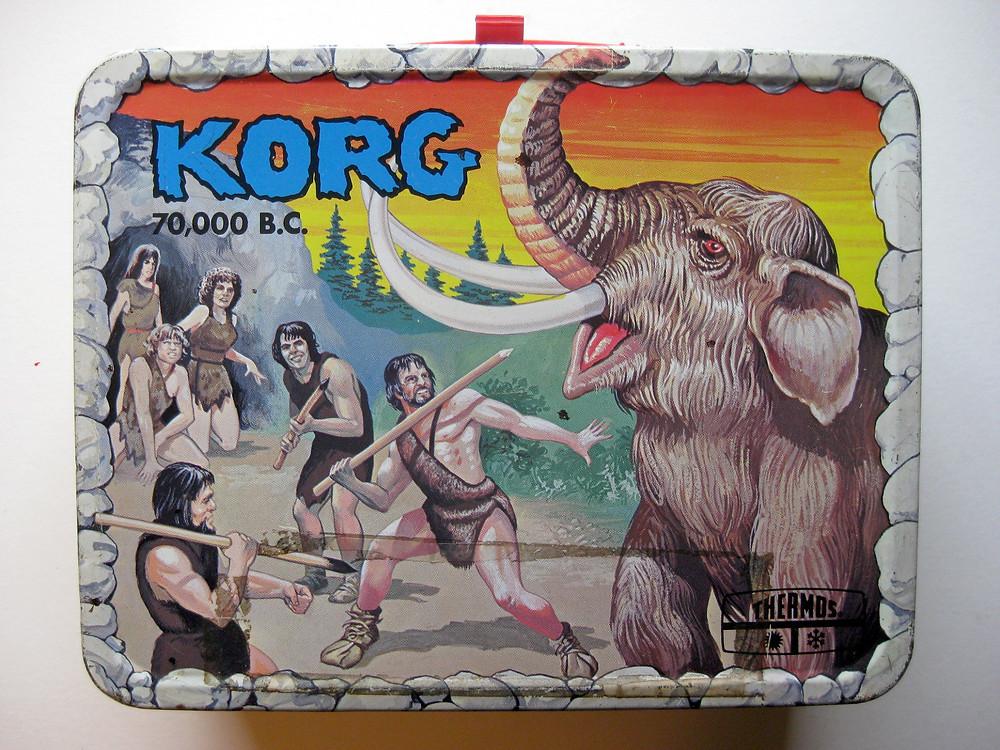 1975 Korg lunchbox