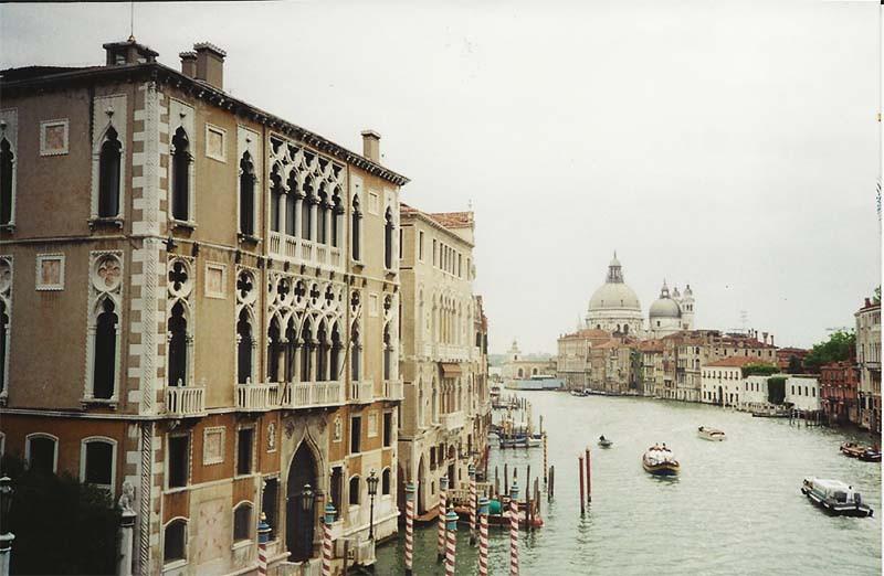 Venetian palazzo, Venice, Italy