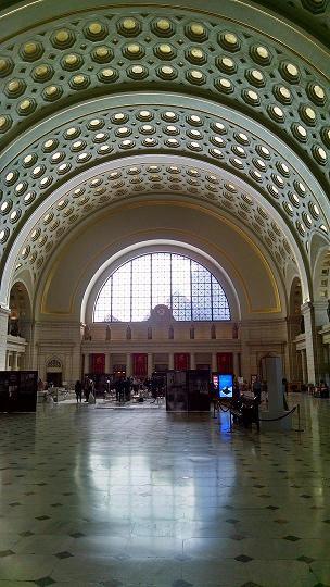 Union Station, Washington DC
