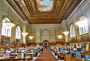 A landmark at last—the Rose Main Reading Room