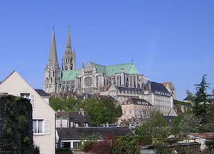 Chartres Cathedral restoration – behold the Black, now White, Madonna